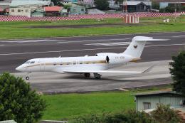 HLeeさんが、台北松山空港で撮影したTAG アヴィエーション G600 (G-VII)の航空フォト(飛行機 写真・画像)