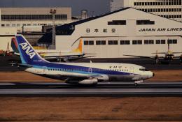 チャーリーマイクさんが、羽田空港で撮影した全日空 737-281/Advの航空フォト(飛行機 写真・画像)