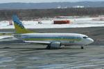 ちょっぱさんが、新千歳空港で撮影したAIR DO 737-54Kの航空フォト(飛行機 写真・画像)