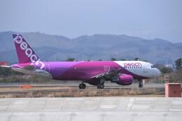 航空フォト:JA826P ピーチ A320