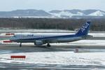 ちょっぱさんが、新千歳空港で撮影した全日空 A320-211の航空フォト(飛行機 写真・画像)