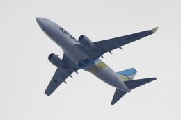 senbaさんが、羽田空港で撮影したAIR DO 737-781の航空フォト(飛行機 写真・画像)