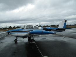 ヒコーキグモさんが、岡南飛行場で撮影した日本法人所有 FA-200-180 Aero Subaruの航空フォト(飛行機 写真・画像)