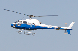 A.Tさんが、八尾空港で撮影した東邦航空 AS350B Ecureuilの航空フォト(飛行機 写真・画像)
