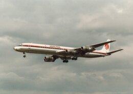 なかすぃ~さんが、伊丹空港で撮影した日本アジア航空 DC-8-61の航空フォト(飛行機 写真・画像)
