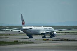 ER_b777logさんが、羽田空港で撮影した日本航空 777-346/ERの航空フォト(飛行機 写真・画像)