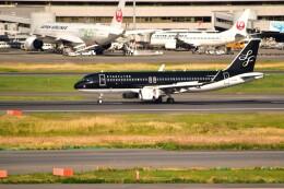 ER_b777logさんが、羽田空港で撮影したスターフライヤー A320-214の航空フォト(飛行機 写真・画像)