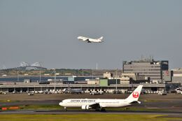 ER_b777logさんが、羽田空港で撮影した日本航空 767-346/ERの航空フォト(飛行機 写真・画像)