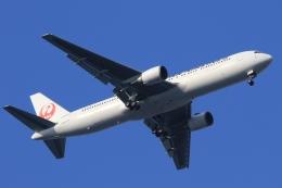 航空フォト:JA653J 日本航空 767-300