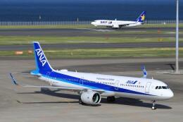 航空フォト:JA148A 全日空 A321neo