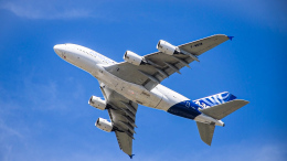 gomaさんが、ファンボロー空港で撮影したエアバス A380-841の航空フォト(飛行機 写真・画像)