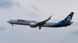LAX Spotterさんが、ロサンゼルス国際空港で撮影したアラスカ航空 737-990/ERの航空フォト(飛行機 写真・画像)