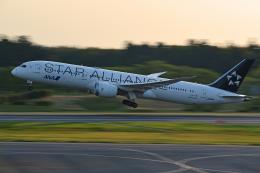 Souma2005さんが、成田国際空港で撮影した全日空 787-9の航空フォト(飛行機 写真・画像)
