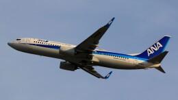 JP4さんが、米子空港で撮影した全日空 737-8ALの航空フォト(飛行機 写真・画像)