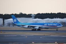 LEGACY-747さんが、成田国際空港で撮影したエア・タヒチ・ヌイ A340-313Xの航空フォト(飛行機 写真・画像)