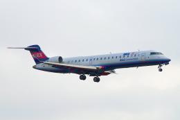 szkkjさんが、成田国際空港で撮影したアイベックスエアラインズ CL-600-2C10 Regional Jet CRJ-702の航空フォト(飛行機 写真・画像)