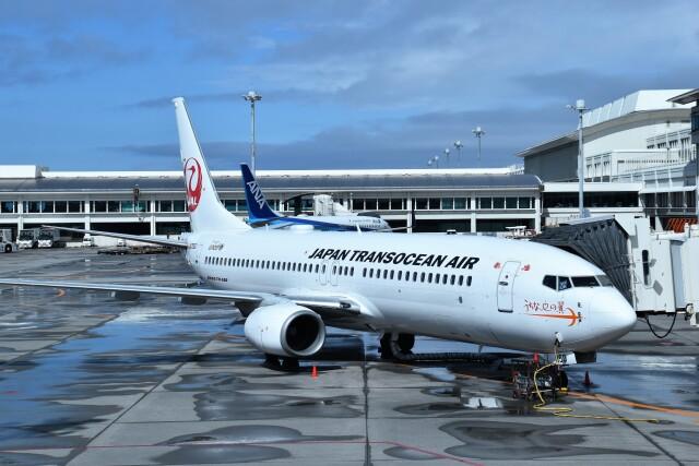 航空フォト:JA350J 日本トランスオーシャン航空