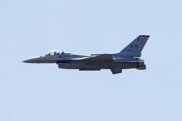 szkkjさんが、岐阜基地で撮影したアメリカ空軍 F-16CM-50-CF Fighting Falconの航空フォト(飛行機 写真・画像)