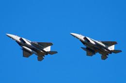 szkkjさんが、入間飛行場で撮影した航空自衛隊 F-15J Eagleの航空フォト(飛行機 写真・画像)