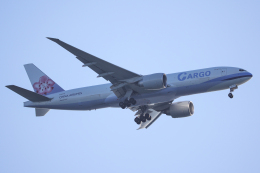 Wasawasa-isaoさんが、中部国際空港で撮影したチャイナエアライン 777-Fの航空フォト(飛行機 写真・画像)