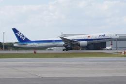 磐城さんが、那覇空港で撮影した全日空 777-381の航空フォト(飛行機 写真・画像)
