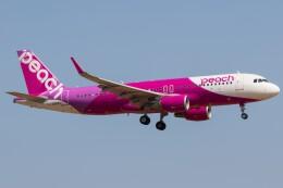 航空フォト:JA06VA ピーチ A320
