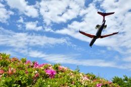 Nikon787さんが、松山空港で撮影したアイベックスエアラインズ CL-600-2C10 Regional Jet CRJ-702ERの航空フォト(飛行機 写真・画像)