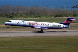 TAKAHIDEさんが、新潟空港で撮影したアイベックスエアラインズ CL-600-2C10 Regional Jet CRJ-702の航空フォト(飛行機 写真・画像)