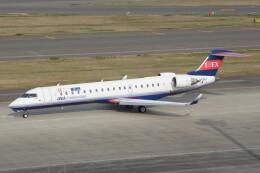 ふうちゃんさんが、中部国際空港で撮影したアイベックスエアラインズ CL-600-2C10 Regional Jet CRJ-702ERの航空フォト(飛行機 写真・画像)