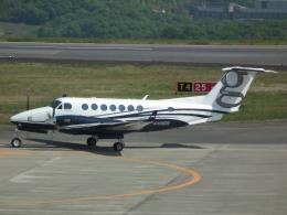 ヒコーキグモさんが、岡山空港で撮影したクリアネット King Air 350i (B300)の航空フォト(飛行機 写真・画像)