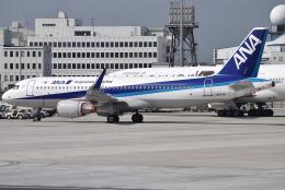 jun☆さんが、羽田空港で撮影した全日空 A320-214の航空フォト(飛行機 写真・画像)