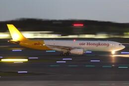 cassiopeiaさんが、成田国際空港で撮影したエアー・ホンコン A330-343(P2F)の航空フォト(飛行機 写真・画像)