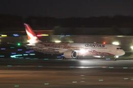 cassiopeiaさんが、成田国際空港で撮影したカンタス航空 787-9の航空フォト(飛行機 写真・画像)