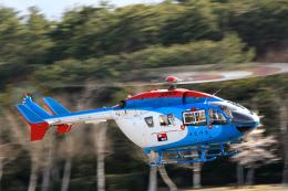 航空フォト:JA05CP 中日新聞社 BK117