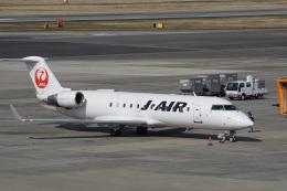 神宮寺ももさんが、伊丹空港で撮影したジェイエア CL-600-2B19 Regional Jet CRJ-200ERの航空フォト(飛行機 写真・画像)
