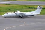 Tomo-Papaさんが、羽田空港で撮影した国土交通省 航空局 DHC-8-315Q Dash 8の航空フォト(写真)