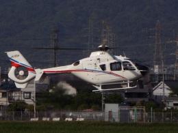YaoRJOYさんが、八尾空港で撮影した静岡エアコミュータ EC135T2の航空フォト(飛行機 写真・画像)