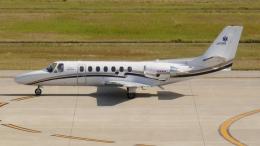 cathay451さんが、神戸空港で撮影した中日本航空 560 Citation Vの航空フォト(飛行機 写真・画像)