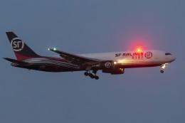 mameshibaさんが、成田国際空港で撮影したSF エアラインズ 767-338/ER-BCFの航空フォト(飛行機 写真・画像)