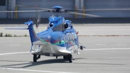 cathay451さんが、神戸空港で撮影した東北エアサービス AS332L1の航空フォト(飛行機 写真・画像)