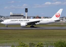 航空フォト:JA703J 日本航空 777-200