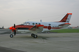 tsubameさんが、芦屋基地で撮影した海上自衛隊 TC-90 King Air (C90)の航空フォト(飛行機 写真・画像)