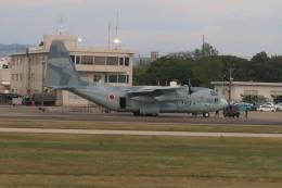 Hiro-hiroさんが、名古屋飛行場で撮影した航空自衛隊 C-130H Herculesの航空フォト(飛行機 写真・画像)