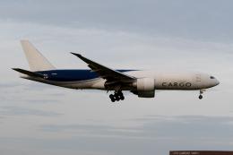 ぎんじろーさんが、成田国際空港で撮影したサザン・エア 777-F16の航空フォト(飛行機 写真・画像)
