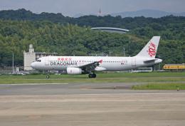 tsubameさんが、福岡空港で撮影した香港ドラゴン航空 A320-232の航空フォト(飛行機 写真・画像)