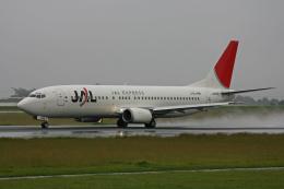 tsubameさんが、熊本空港で撮影したJALエクスプレス 737-446の航空フォト(飛行機 写真・画像)