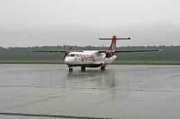 tsubameさんが、熊本空港で撮影したキングフィッシャー航空 ATR 72-500 (72-212A)の航空フォト(飛行機 写真・画像)