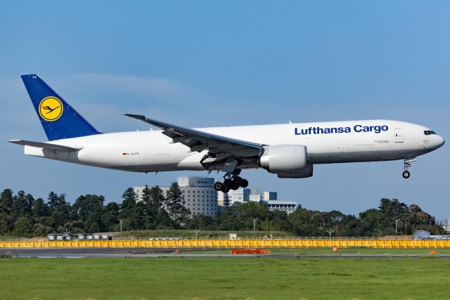 航空フォト:D-ALFE ルフトハンザ・カーゴ
