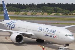 クロマティさんが、成田国際空港で撮影したエールフランス航空 777-328/ERの航空フォト(飛行機 写真・画像)