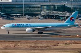 KoshiTomoさんが、羽田空港で撮影した大韓航空 777-2B5/ERの航空フォト(飛行機 写真・画像)